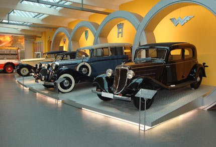 August Horch Museum in Zwickau